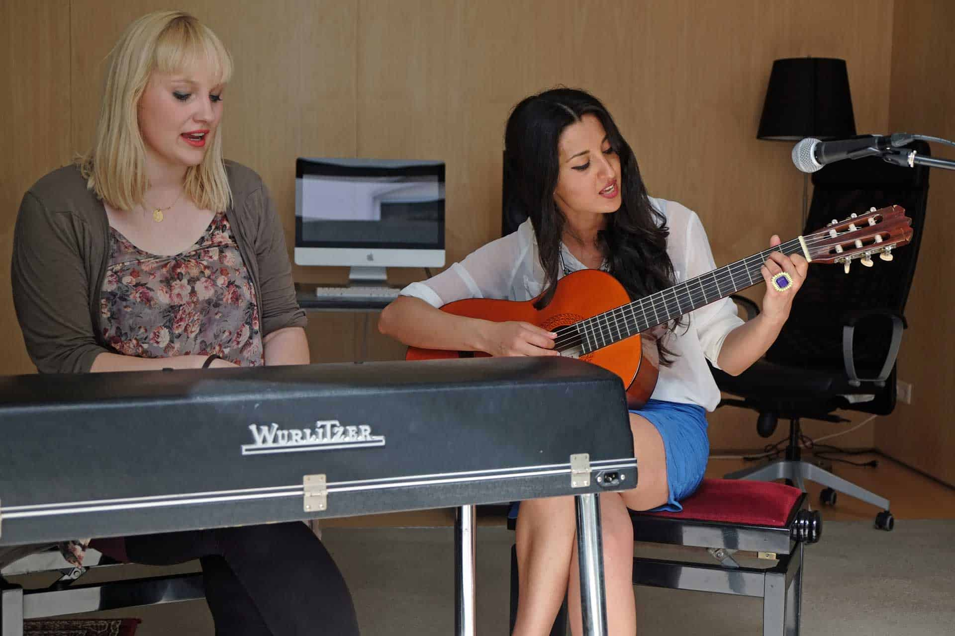 Gesangsunterricht und Vocalcoaching in Hannover - CK Voice Lessons