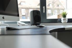 Innenansicht 1 - CK Voice Lessons - Gesangsunterricht und Vocalcoaching in Hannover