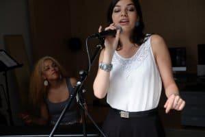 Gesangsschüler Live - CK Voice Lessons - Gesangsunterricht und Vocalcoaching in Hannover