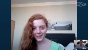 Online Gesangsunterricht with Amber for The Voice Kids