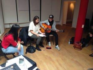 Creative Songwriting - Advanced Workshop 12