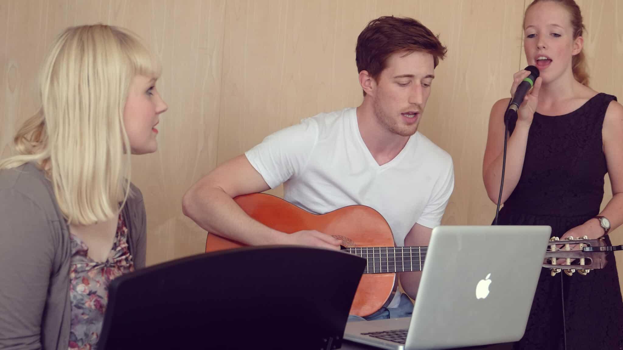Gesangsschüler 15 - CK Voice Lessons - Gesangsunterricht und Vocalcoaching in Hannover