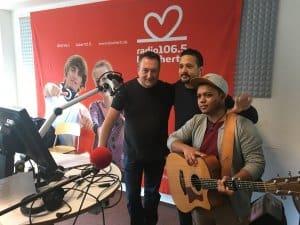 CK Voice Lessons on Air - Radio Leinehertz Hannover