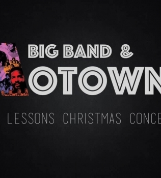 Christmas Concert – CKVL Talente singen mit HMTM – Big Band Songs aus der Motown Era !