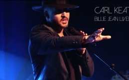 Videopremiere Carl Keaton & Band Live!
