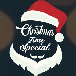 Christmas Time Special – 4er Karte