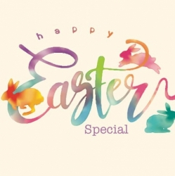 Happy Easter Special – 4er Karte