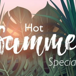 Hot Summer Special – 4er Karte