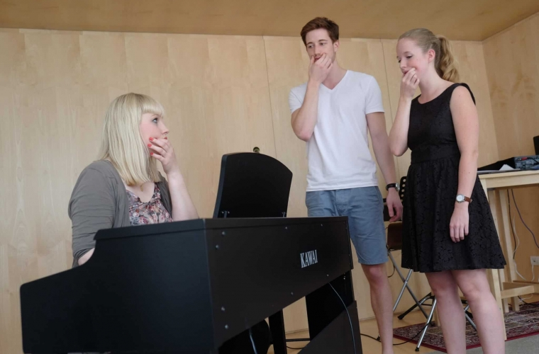 Vocal Technique Coaching 1 - CK Voice Lessons  - Gesangsunterricht und Vocalcoaching in Hannover