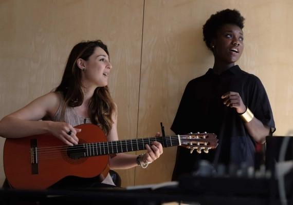 Gesangsschüler 12 - CK Voice Lessons - Gesangsunterricht und Vocalcoaching in Hannover
