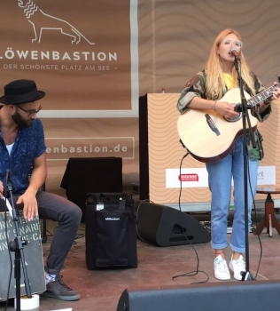 jeanie music @maschseefest 2017 - CK Voice Lessons