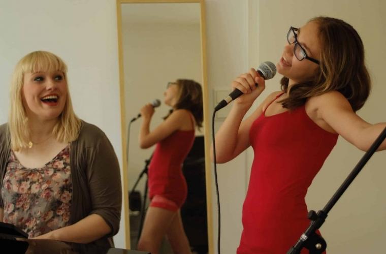 Performance Coaching 3 - CK Voice Lessons - Gesangsworkshop für Jugendliche in Hannover