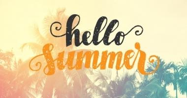 Hello Summer 2017 – unsere 4er- Karte zum Special-Price !
