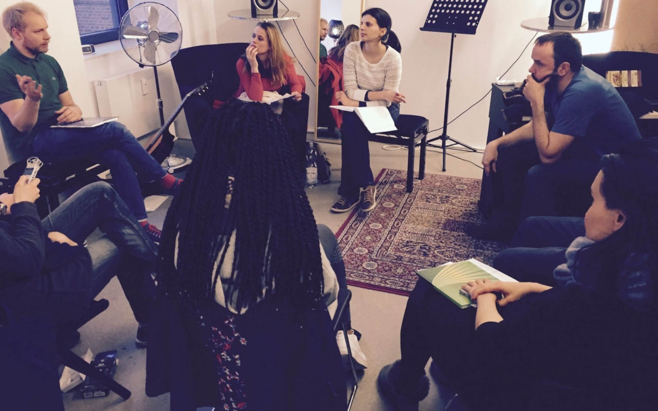Creative Songwriting - Advanced Workshop 2