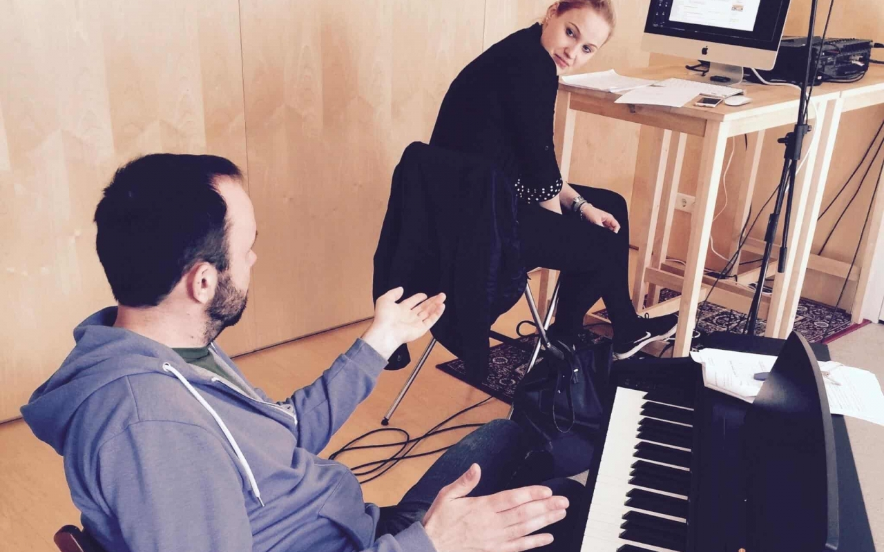 Creative Songwriting - Advanced Workshop 8