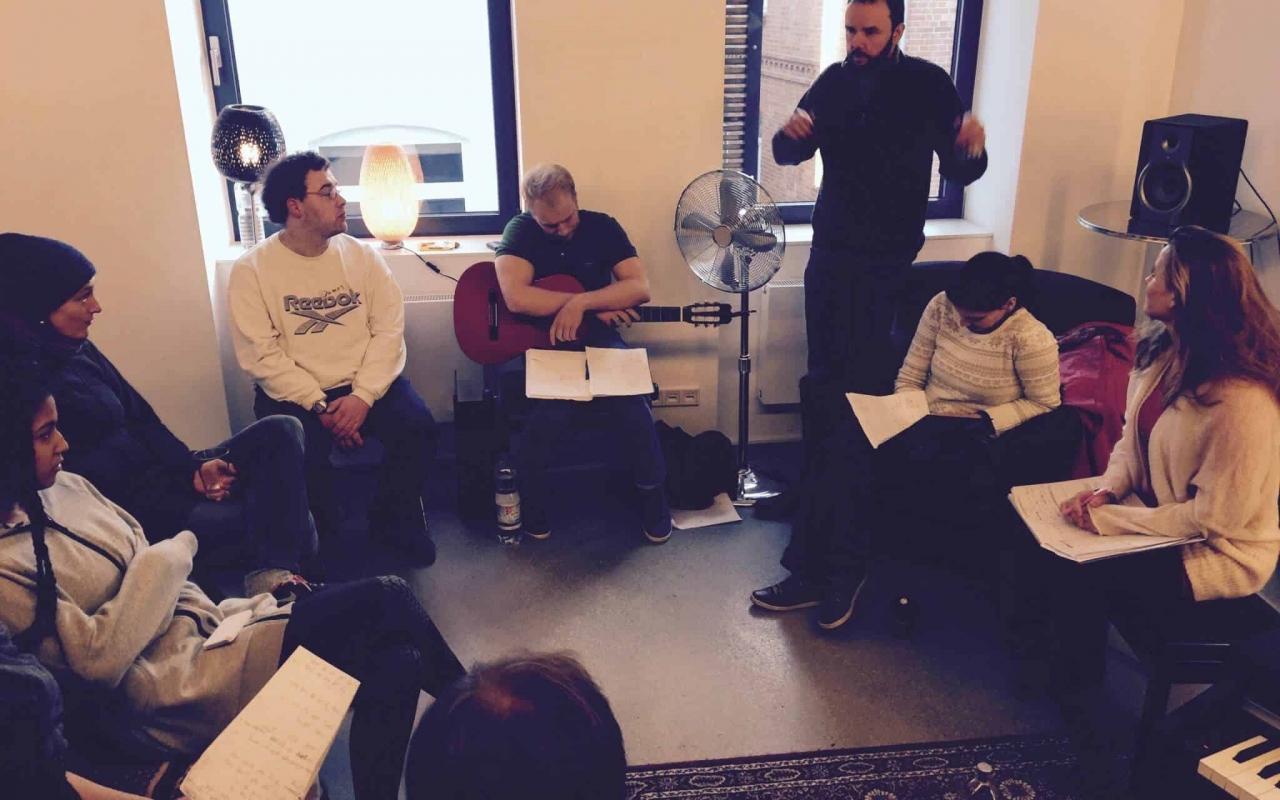Creative Songwriting - Advanced Workshop 9
