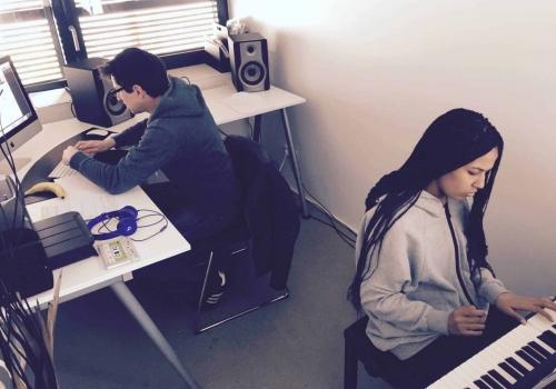 Creative Songwriting Workshops - Advanced Workshop 14