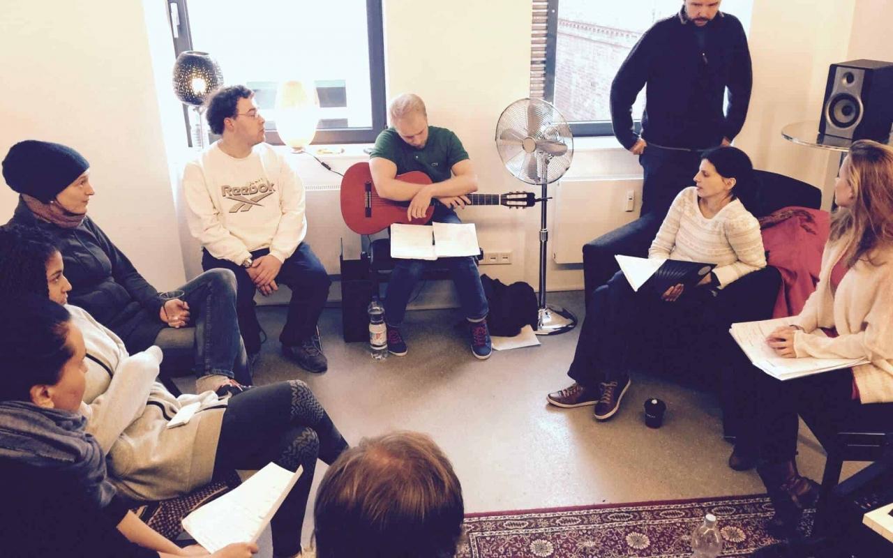 Creative Songwriting - Basic Workshop 3